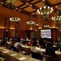 日本のワイン講座×美食